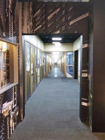 Queensland Museum South Bank: Walkway