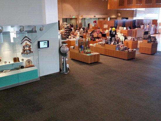 Queensland Museum South Bank: Shops