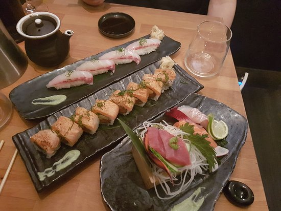 Aroma sushi photo de aroma sushi angers tripadvisor for Aroma japanese cuisine