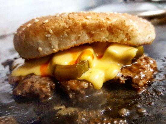 Omagh, UK: The Jalapeño Business Burger