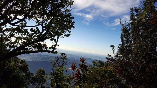 White Monkey - Dias Rest : Sky landscape outside the door