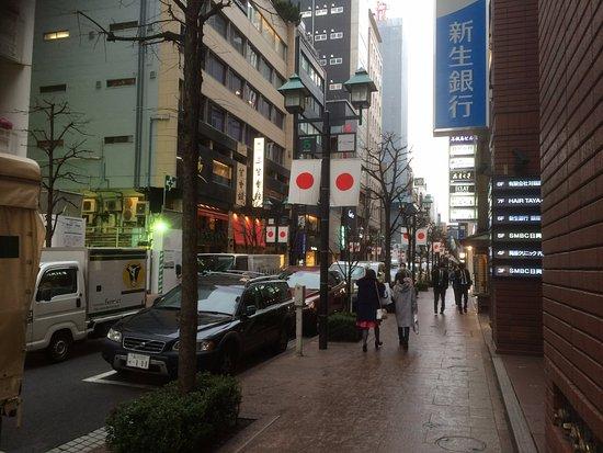 Namiki-dori: Another View Of Namiki Street
