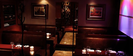 The Dining Room At Wildfire North York Steakhouse And Bar