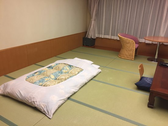 Toyoura-cho, Japan: ゆうひ(1階)