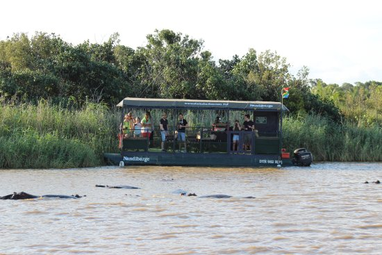 Umdloti, Afrique du Sud : St. Lucia Sunset boat cruise