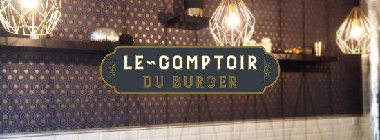 Le Comptoir du Burger : Déco 2017