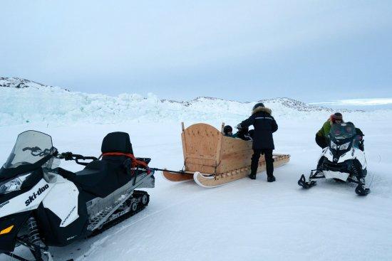 Iqaluit, Canada: photo break