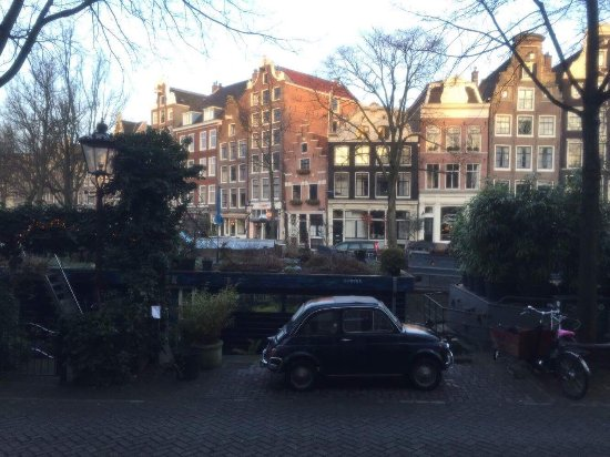 The Posthoorn: The best place I stayed in in Amsterdam :)