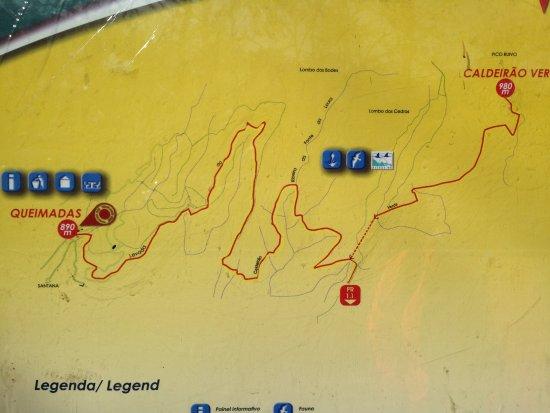 Madeira Happy Tours - Day Excursions : Quiemadas - Caldeirão