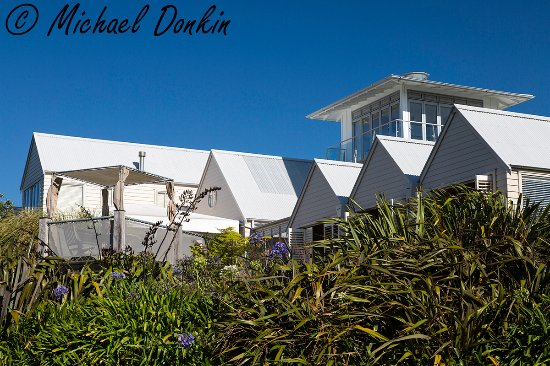 The Boatshed: The main hotel