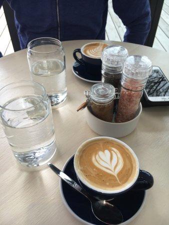 Frankston, أستراليا: Flat white 👍🏾