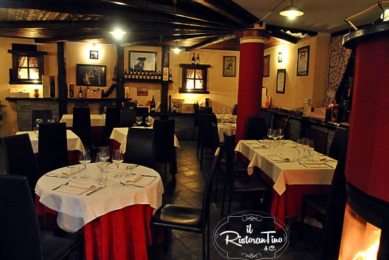 Sauze di Cesana, Italy: Sala principale