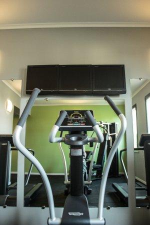 UNAWAY Hotel Occhiobello: Fitness Room