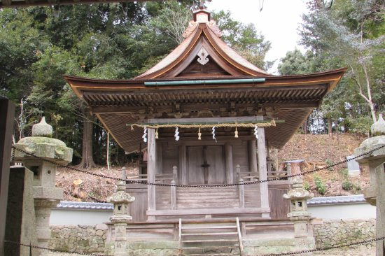 Goryo Shrine
