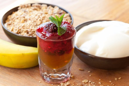Claremont, África do Sul: Healthy Breakfast