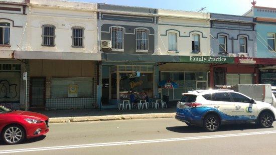 Petersham, Australia: Milkbar