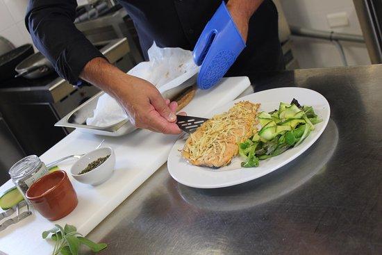 Lonate Pozzolo, İtalya: Solo ingredienti genuini e di stagione nella nostra cucina