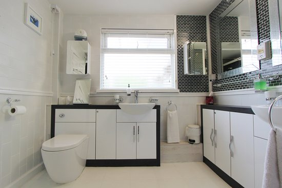 Henley-in-Arden, UK: Family Room No. 1 En-suite