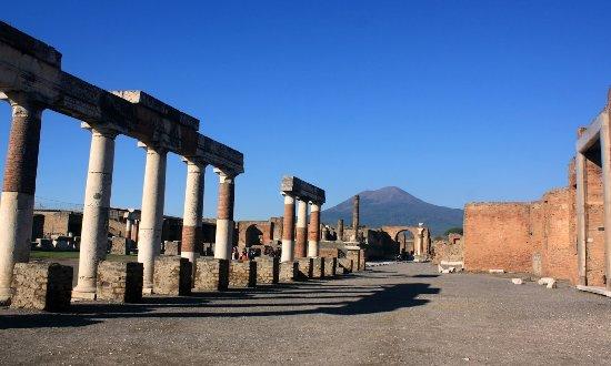 Pompei Ticket Guided Tour