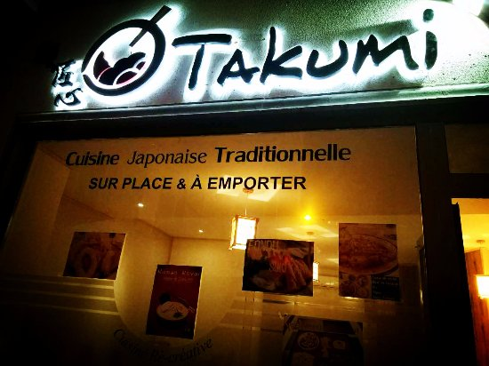 takumi restaurant japonais traditionnel avignon restaurantbeoordelingen tripadvisor. Black Bedroom Furniture Sets. Home Design Ideas