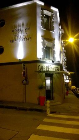 Hotel Anne De Bretagne Photo