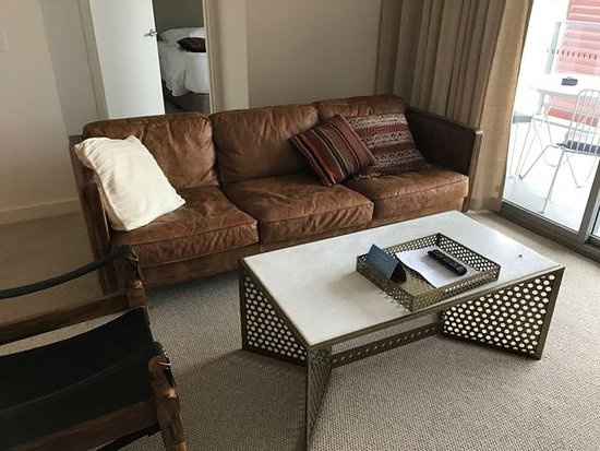 East Fremantle, Avustralya: Very comfortable lounge