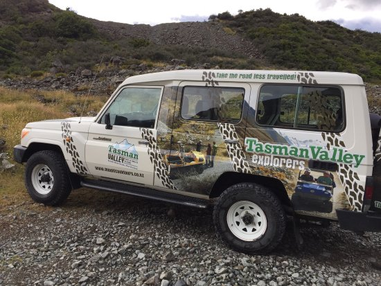 ‪Tasman Valley 4WD Tours‬