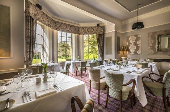 The Dining Room Restaurant At Washingborough Hall Hotel Ulasan Restoran Tripadvisor