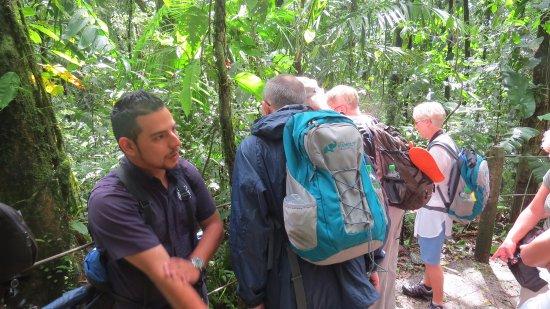 Ecoterra Costa Rica: Gabriel Cascante - ein excellenter Guide!