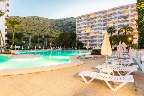 Apartamentos Siesta I (Puerto Alcudia, Spanje) - foto's, reviews en prijsvergelijking - TripAdvisor