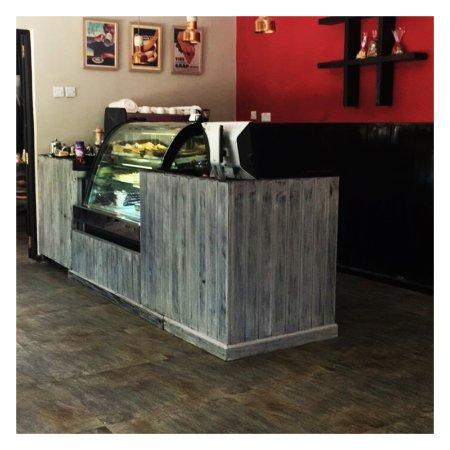Picasso Café: New Look Dessert Station