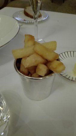 The Goring Dining Room: Frites