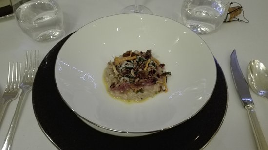 The Goring Dining Room: Risotto