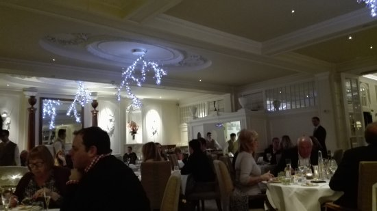 The Goring Dining Room: Salle