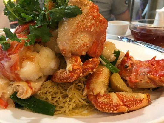 Dragon Boat Restaurant: Lobster