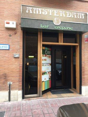 Restaurante creperie amsterdam en alcal de henares con - Cocinas alcala de henares ...