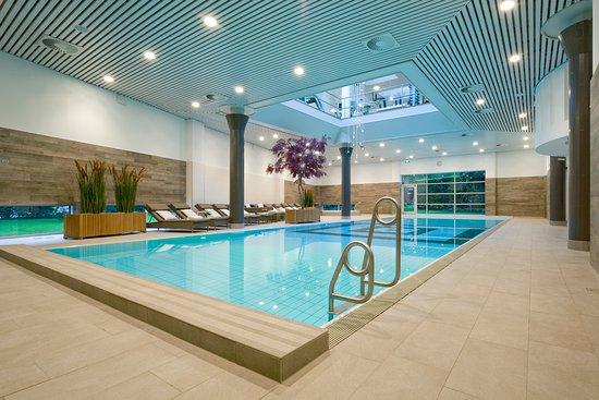 Nagomi Health Swimming Pool Picture Of Hotel Okura Amsterdam Amsterdam Tripadvisor