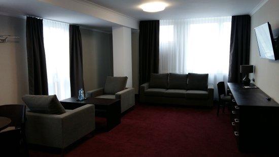 Hotel Belwederski: Superior room