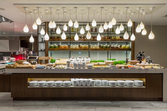 Hotel Okura Amsterdam: Le Camelia - Breakfast Buffet