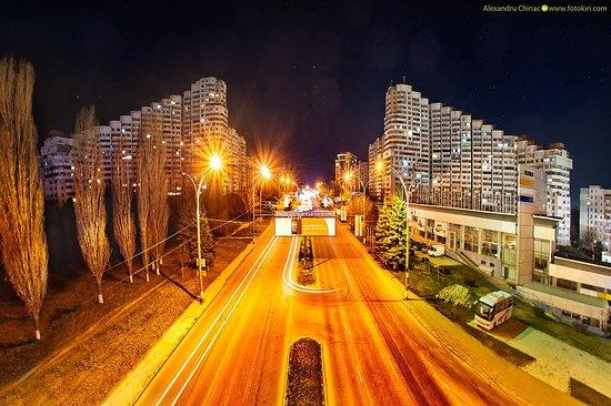 Vila Iris: outside