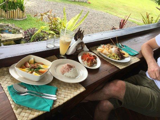 Penebel, Indonesia: Great food