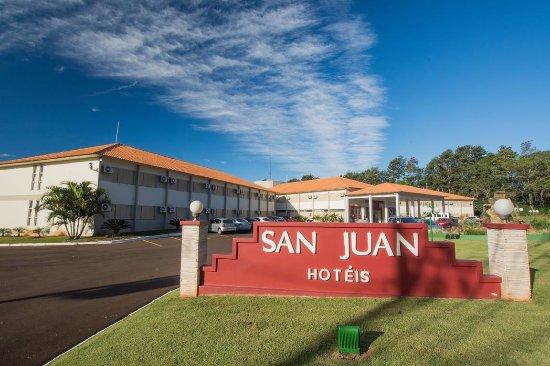 サンフアン エコ ホテル