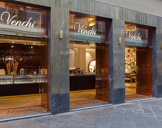 Photo of Ice Cream Shop Venchi at Vicolo Calimaruzza 18, Firenze 50123, Italy