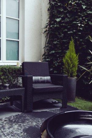 Room 54 billede af hotel les jardins de la villa spa for Les jardins de la villa 5 rue belidor 75017 paris