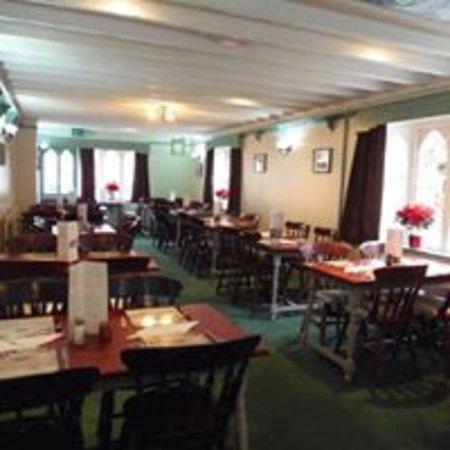 Bontnewydd, UK: Our restaurant