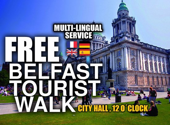 Belfast Tourist Walk