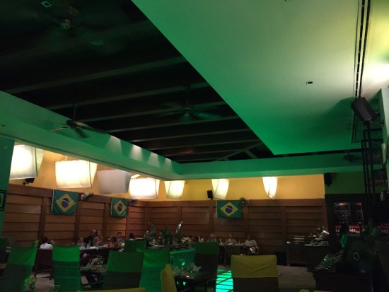 Zico's Brazilian Grill and Bar: Locale