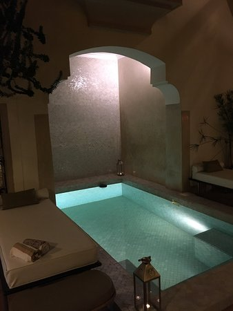 Riad Al Massarah: Fantastic, a tranquil retreat in the middle of the amazing Marrakech medina!