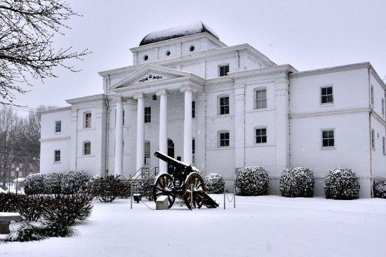 Wilkes Heritage Museum