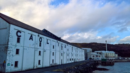 Port Askaig, UK: Caol Ila